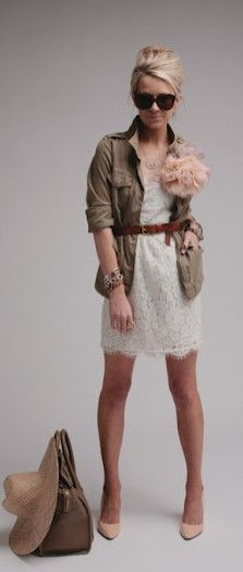 I really like this outfit. It's kind of eclectic, but it is really appealing to me.
