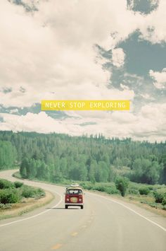 Summer road trip #SummerResolutions #Explore