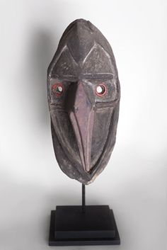 Ramu River Mask, Papua New Guinea, Oceanic Art
