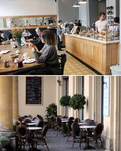 Charlotte, Cafe/restaurant - Warsaw, Poland