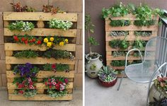 wood pallet furniture - Google Search