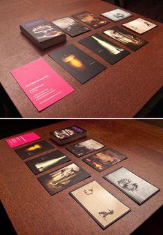 Joonas Paloheimo Business Card Gallery