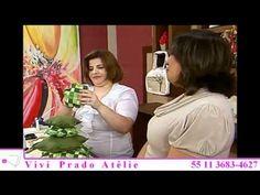Arvore de Natal com Vivi Prado (PARTE 1 de 2) - Programa Sabor de Vida !!! - YouTube