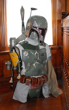 My Super Low Budget Fett in 3 Weeks