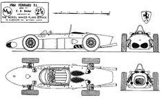 1961 Ferrari 156 Sharknose