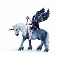 Schleich Bilara (Bayala series) fairy faerie fey toy ...denn eine dunkle Fee benötigt jedes Feenreich...
