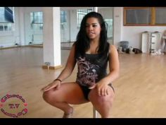Beginner pole dancing moves