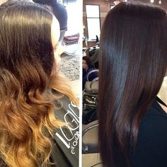 Colorist @carsmako is creating #hairdressermagic with #SOCOLOR