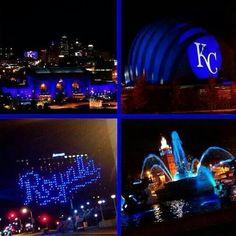 2014 World Series ~ Kansas City loves their Royals!