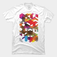 Life Like A Geometry T Shirt