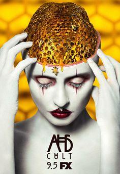 American Horror Story: Cult ganha cartaz surreal - Notícias Visto na web - AdoroCinema