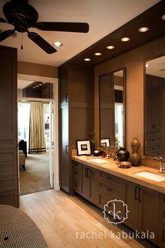 Master Bathroom design by Lisa Palmer | SummerHouse