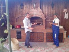 Barbecue, House, Garten, Barbecue Pit, Home, Bbq Grill, Haus, Houses, Homes