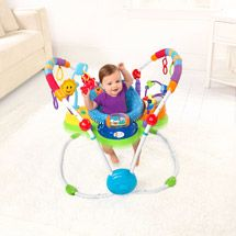 Baby Einstein Musical Motion Activity Jumper - This was seriously the best money we ever spent. C absolutely LOVED jumping. Non stop.. all day long.. ha