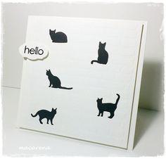 macarena-creativa: Cat's Lover