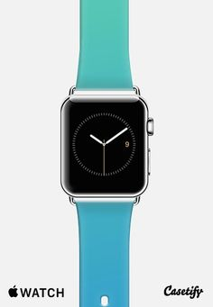 Aquamarine Apple Watch Band case by Christy Leigh   Casetify
