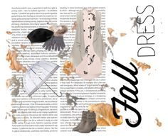 """fall dress"" by lydiaanaleisa ❤ liked on Polyvore featuring Oris, WearAll, Avenue, Inverni and Fulton"