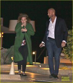 Adele & Partner Simon Konecki Make Rare Appearance Out on Date Night! | adele simon konecki double date nobu 01 - Photo