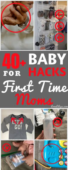 40 Hacks Tips and Tricks Every New Mom Should Know for Baby s First Year 40 Hacks Tips and Tricks Every New Mom Should Know for Baby s First Year adele gholami adelegholami kids PINNED THIS nbsp hellip Baby Life Hacks, Mom Hacks, Babies First Year, First Time Moms, First Baby, Baby Outfits, Baby Care Tips, Preparing For Baby, Baby Supplies
