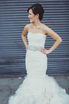 A Sophisticated San Francisco City Hall Wedding   IQphoto Studio via @BridalLand