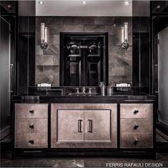 "1,969 отметок «Нравится», 23 комментариев — Ferris Rafauli  ""FR"" (@ferrisrafauli) в Instagram: «A masculine infusion of distressed leather and hand polished FR designer millwork enveloped in…»"