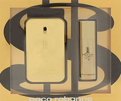 Paco Rabanne 1 Million Gift Set 50ml EDT   10ml EDT Travel Spray No description (Barcode EAN = 3349668529636). http://www.comparestoreprices.co.uk/december-2016-week-1/paco-rabanne-1-million-gift-set-50ml-edt- -10ml-edt-travel-spray.asp