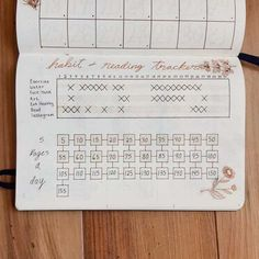 Habit and reading tracker. Bullet Journal Lined Paper, Bullet Journal Lines, Bullet Journal Tracker, Bullet Journal Inspo, Social Media Tracker, Reading Tracker, Mood Tracker, A Day In Life, Write It Down
