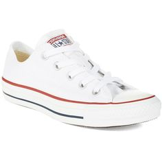 Converse Women's All Star Sneakers ($45) ❤ liked on Polyvore