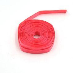 6MM x 4M Colorful Rib Belt Ribbon For Handmade Jewelry DIY
