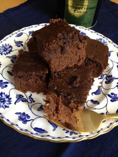 Jamie Eason's Chocolate Protein Bars. This is the delicious Clean Eating Brownie you've been looking for!