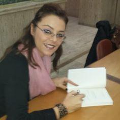 Barbara Benedettelli . Presentazione de L'amore ci salva. Il mio ultimo libro uscito in ottobre 2014. Roma