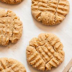 The Best Vegan Peanut Butter Cookies