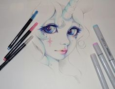 ArtStation - Aud The Unicorn, Lighane's Artblog