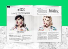 Fashion Journal Magazine - Emily Clarke Portfolio - The Loop