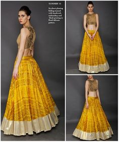 2015 Look Book by Astha Narang - Astha Narang