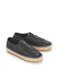 ALEXANDER WANG DEVON ESPADRILLE SNEAKER Sneakers Adult 12_n_r