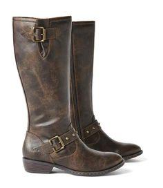 tall boots - bolo deandra