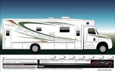 Image result for decals for motorhomes