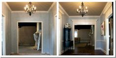 How to use Molding to solve architectural challenges inside your home!