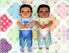 Quianna: Tyler Outfit