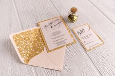 Quinceanera Invitation/Sweet 15 Invitation by BoxedWedding on Etsy