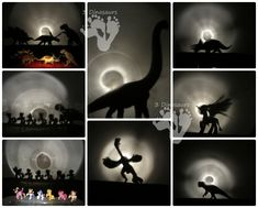 Exploring Shadow Puppets with Kids inspired by If You Give a Moose a Muffin by Laura Numeroff