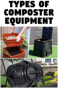 Ok, so you're ready tostart composting, but whattypes of composter equipment should you use? There are several ways to compost and the one you choo...  #compost #compostball #compostpile #composter #container