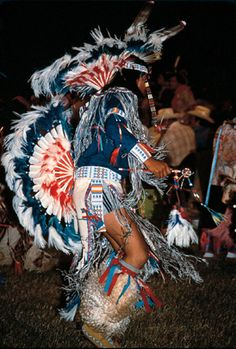 Wichita- Annual Powwow Dancer