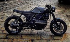 Very nicely done #bmw #k100 build from @omitlu . This thing is a beast!! . Thank you for sharing . -------—----------------------- Tag #caferacerporn @caferacerporn or email your cafe racer related photos to caferacerporn@gmail.com  Apparel available at Caferacerporn.bigcartel.com .