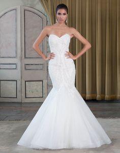 Dit zijn de mooiste fishtail jurken van het moment   In White