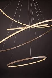 LED metal pendant lamp with dimmer LOHJA - Google Search