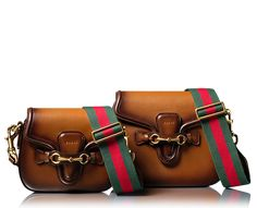 Gucci Equestrian Inspired Handbag With Bit And Iconic Girth Strap