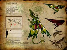 Dragona terror by Culpeo-Fox.deviantart.com on @deviantART