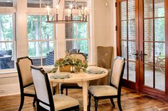 Georgetown visbeen architects low country dining room for Visbeen architects georgetown